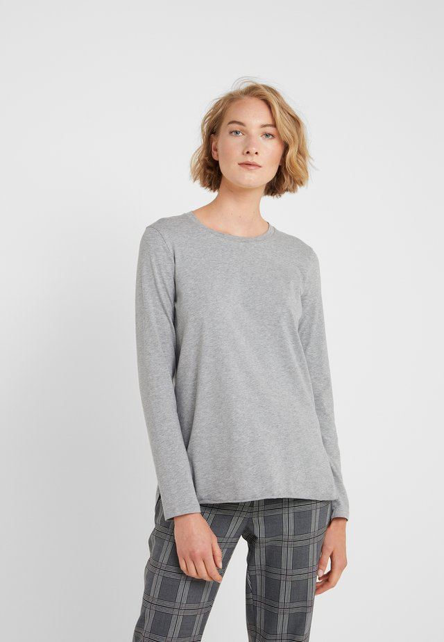 LAWIA - Langærmede T-shirts - hellgrau
