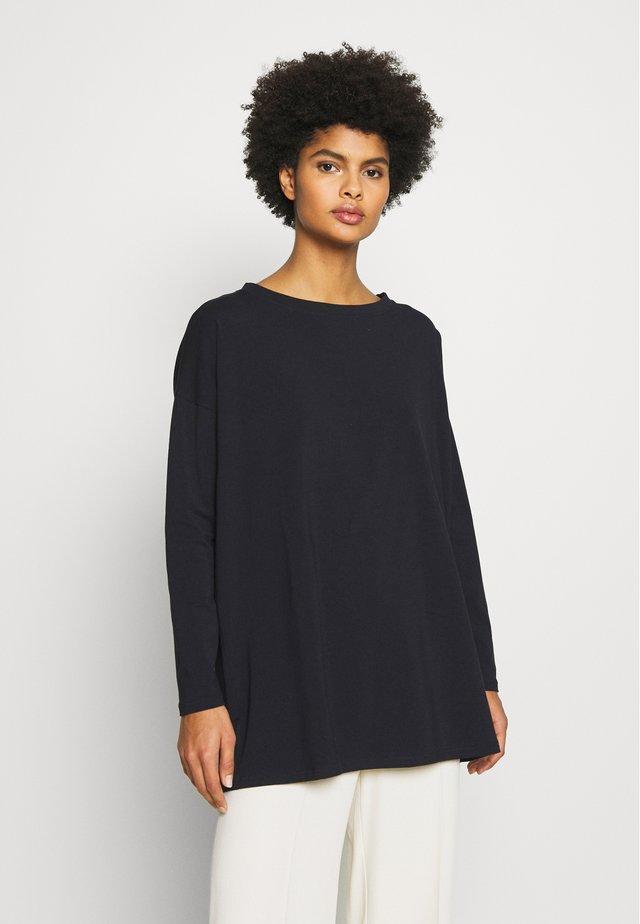 BAUTTA - T-shirt à manches longues - ultramarine