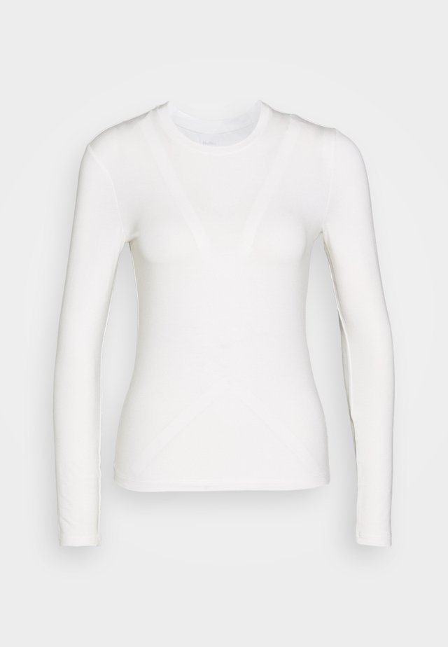 ASIAGO - Long sleeved top - weiss