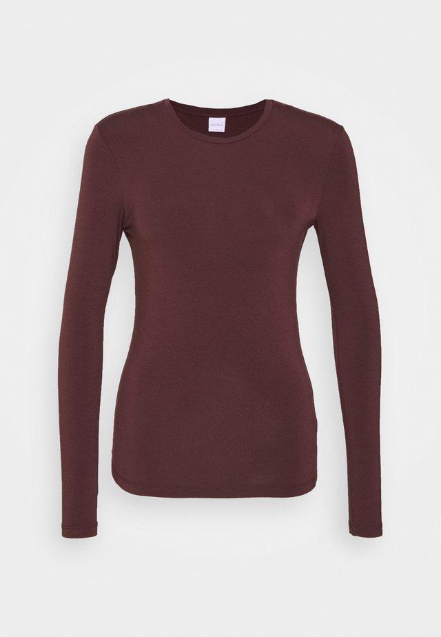 ASIAGO - Långärmad tröja - brown