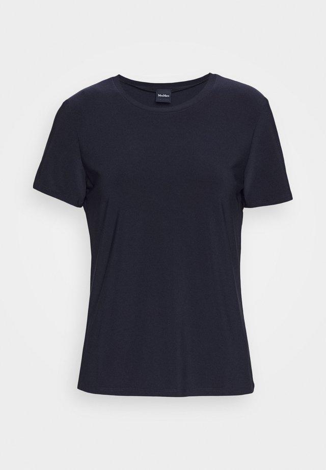 VALETTE - Jednoduché triko - ultramarine