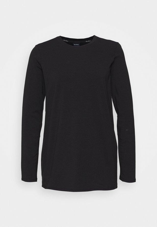 LAWIA - Long sleeved top - schwarz