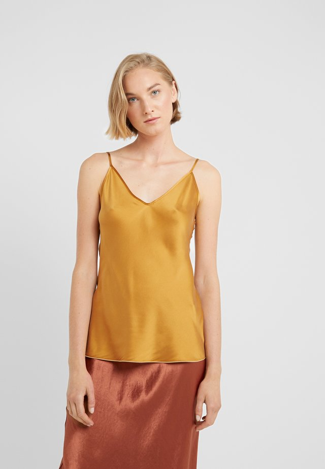 LUCCA - Top - gold