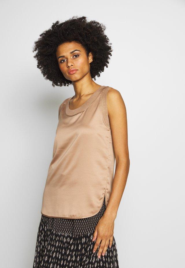 ROSETO - Bluse - kamel