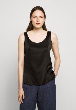 PAN - Bluse - schwarz