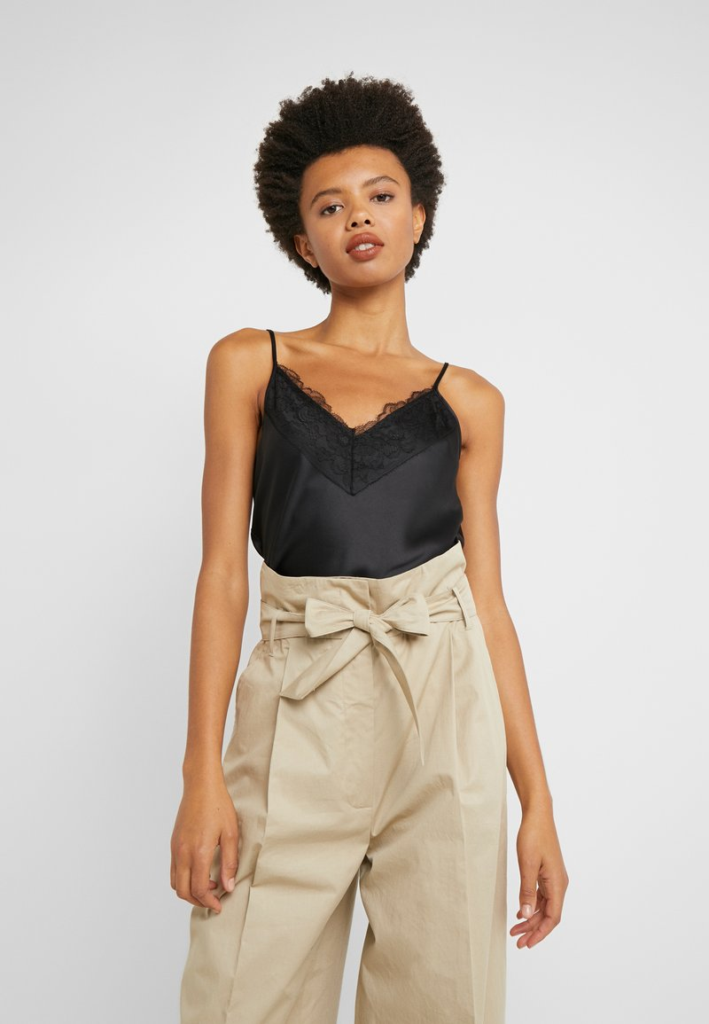 Max Mara Leisure - JEDY - Top - schwarz