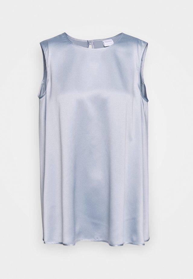 TELA - Bluzka - himmelblau