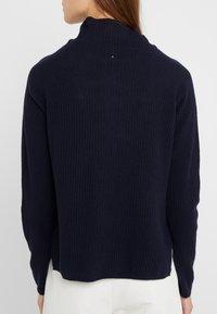 Max Mara Leisure - SPIGA - Sweter - blau - 2