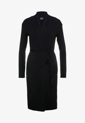 FILLY - Sukienka z dżerseju - schwarz