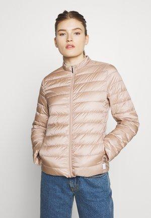 SOPRANO - Down jacket - puder