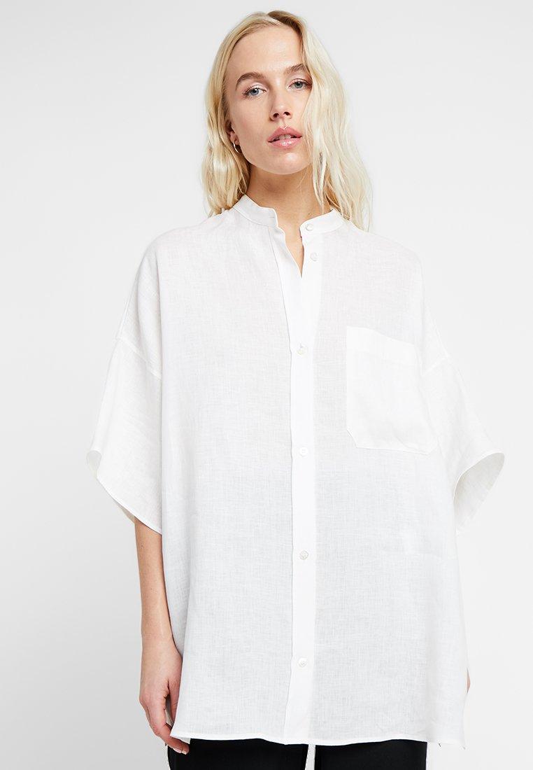 Max Mara Leisure - RENON - Maglia del pigiama - weiss