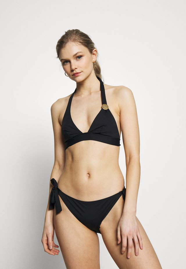 CARLO - Bikini top - schwarz