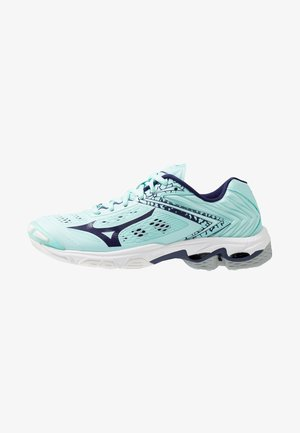 WAVE LIGHTNING Z5 - Volleybalschoenen - blue light/astral aura/white