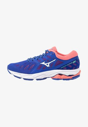 WAVE ULTIMA 11 - Scarpe running neutre - surf the web/white/sugar coral
