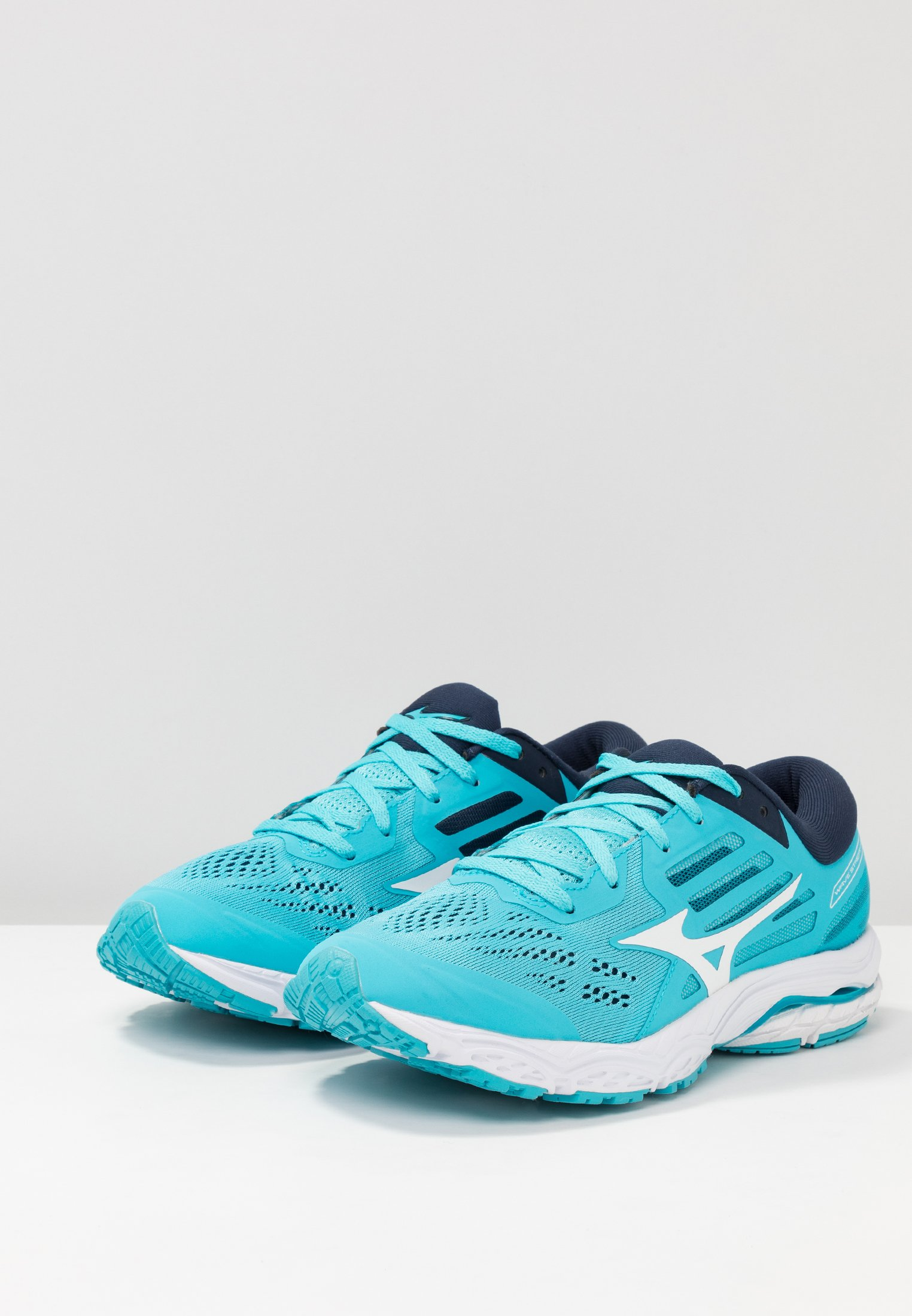 dress Atoll Neutres 2Chaussures white Wave De Blues Blue Stream Mizuno Running SzGVqUMp