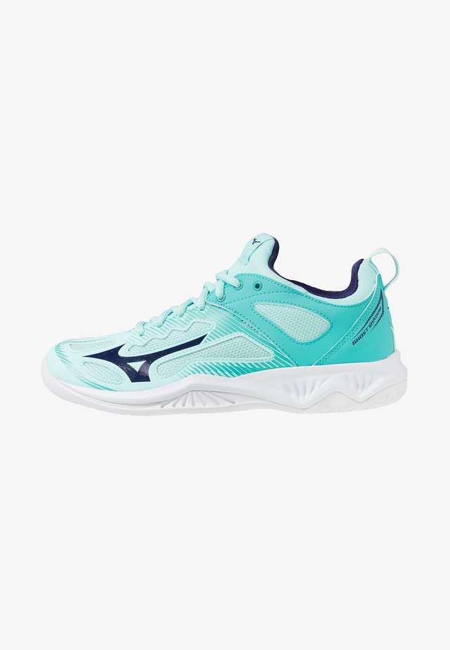 GHOST SHADOW - Handball shoes - blue light/astral aura/blue turquoise
