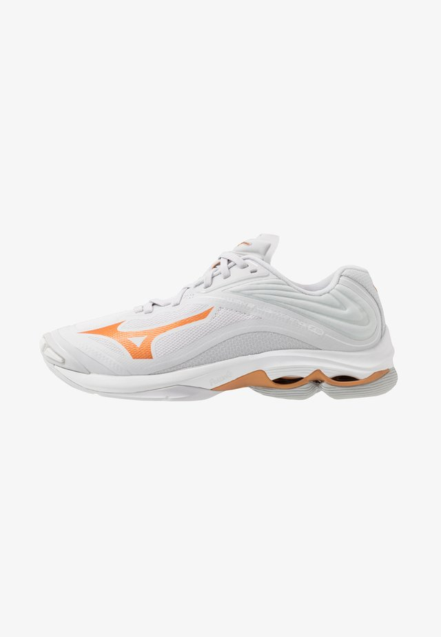 WAVE LIGHTNING Z6 - Volleyball shoes - nimbus cloud/white