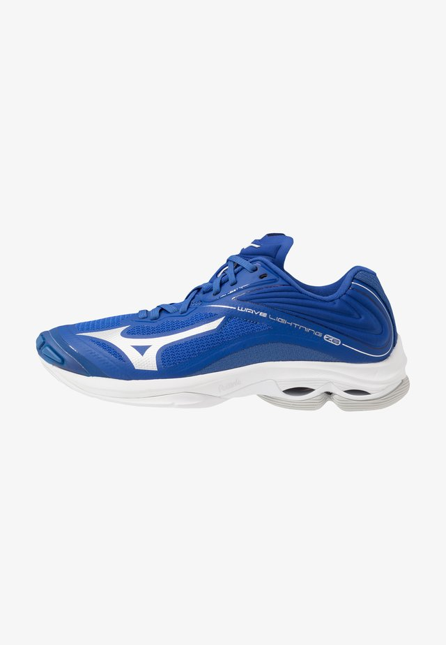 WAVE LIGHTNING Z6 - Volleyballsko - true blue/surf the web