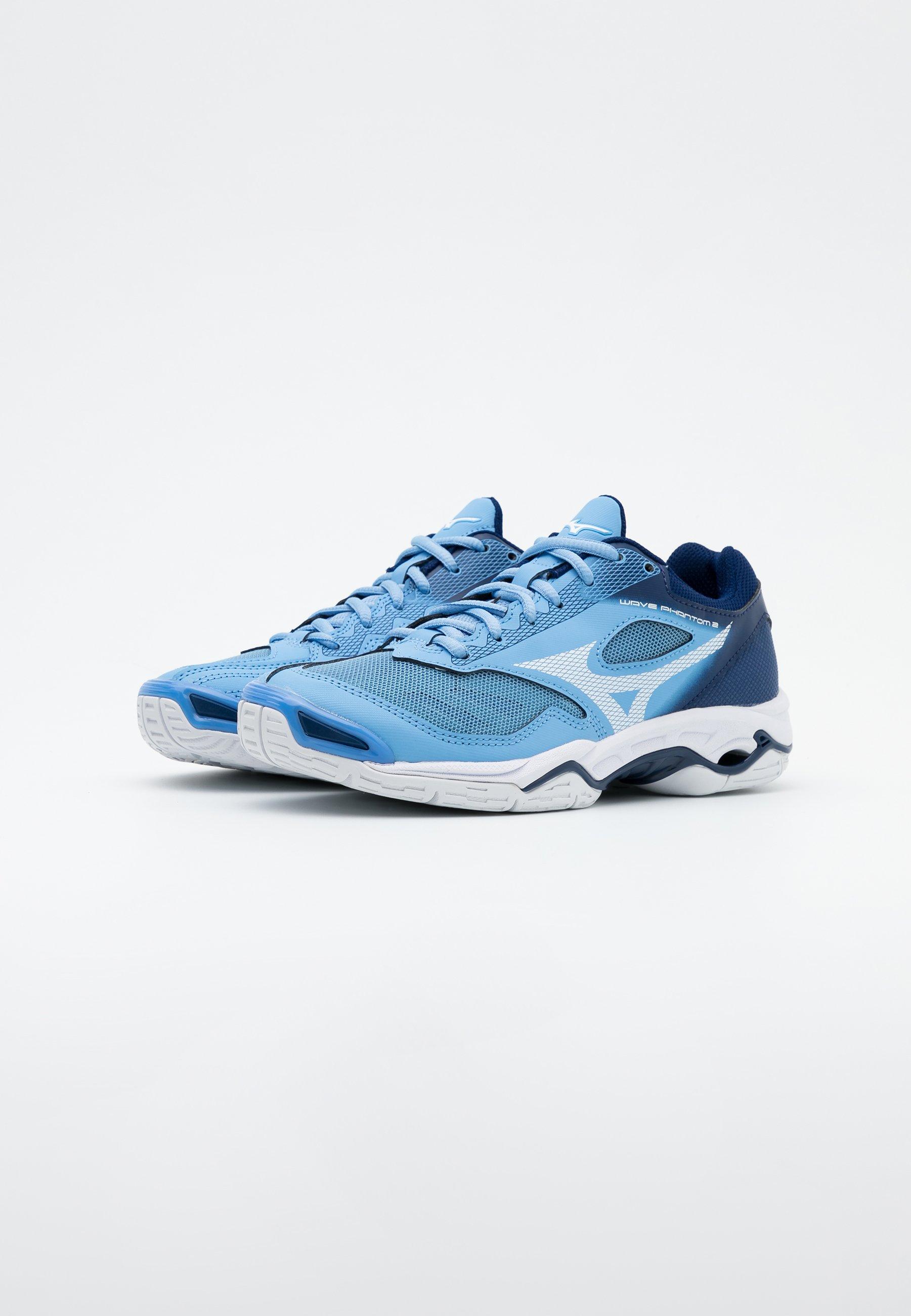 WAVE PHANTOM 2 Chaussures de handball dellar bluewhite