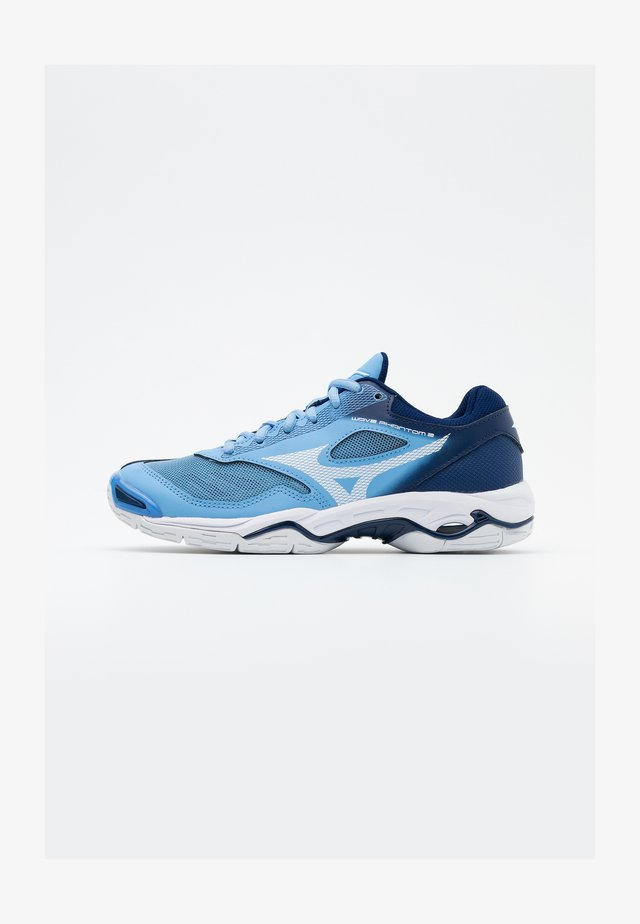 WAVE PHANTOM 2 - Handball shoes - dellar blue/white