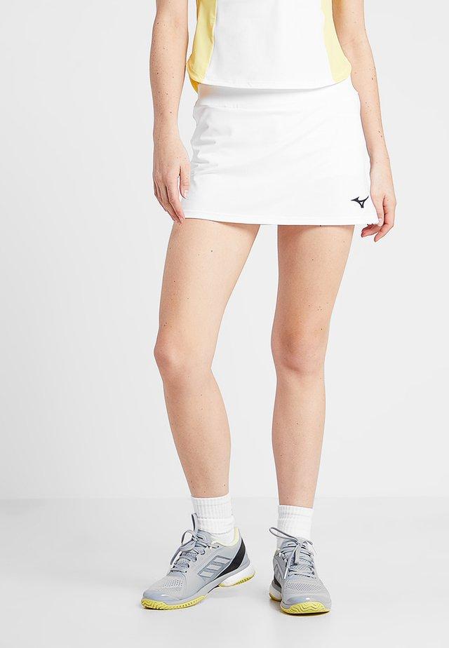 FLEX SKORT - Sportovní sukně - white