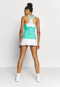 Mizuno - FLEX SKORT - Sports skirt - white - 1