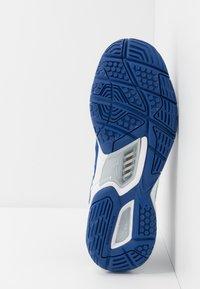 Mizuno - WAVE 5 - Håndboldsko - true blue/white/medieval blue - 4