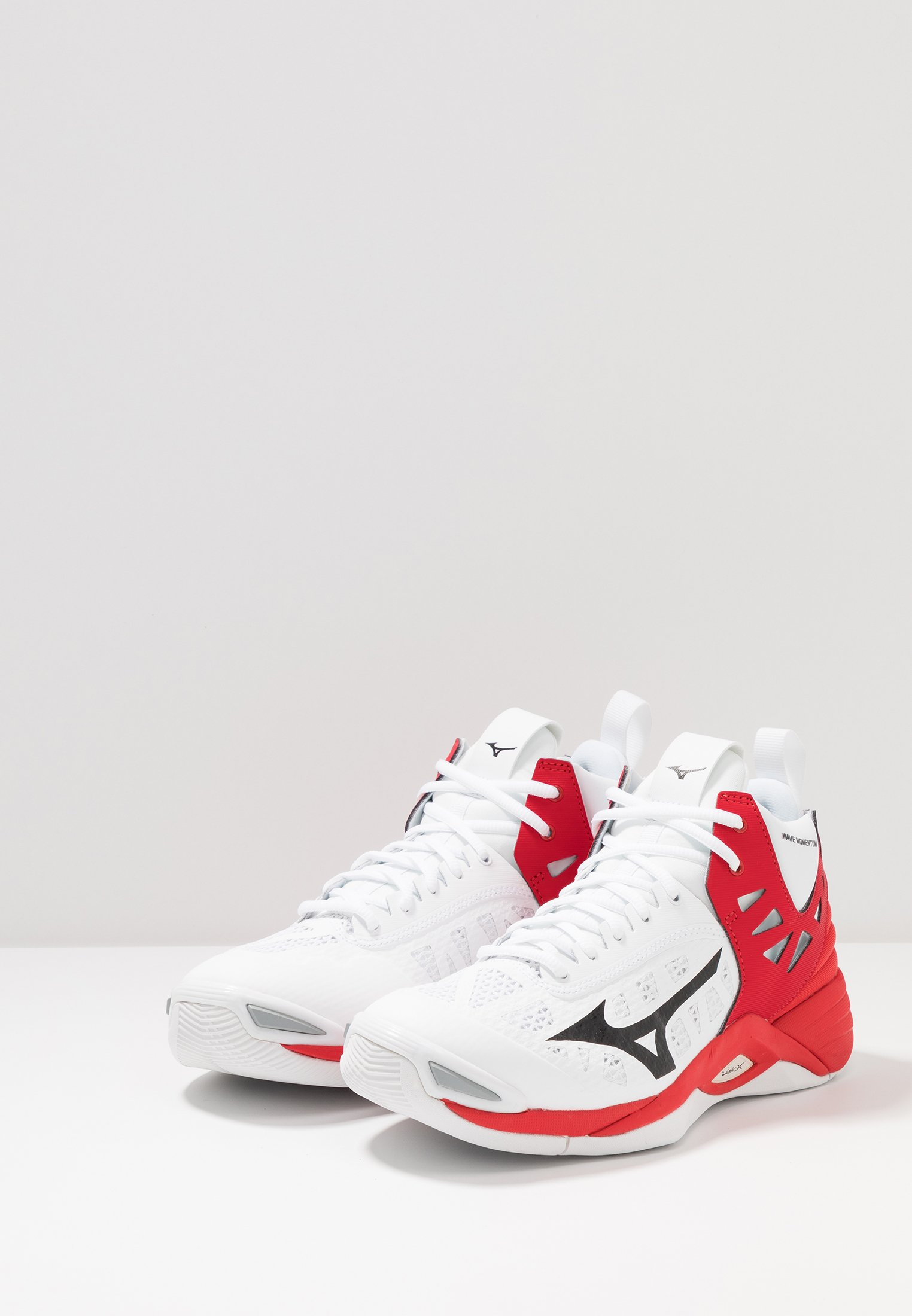 Red White Risk Wave Momentum Volley Mizuno De high black MidChaussures 0wPnX8kNO