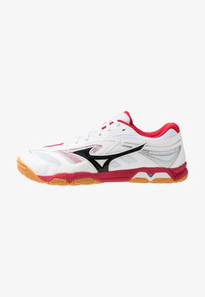 WAVE MEDAL 6 - Sportschoenen - white/black/chinese red