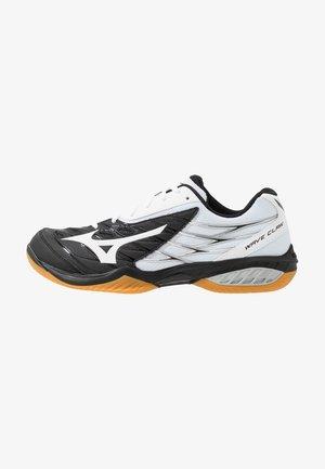 WAVE CLAW - Multicourt Tennisschuh - black/white/silver