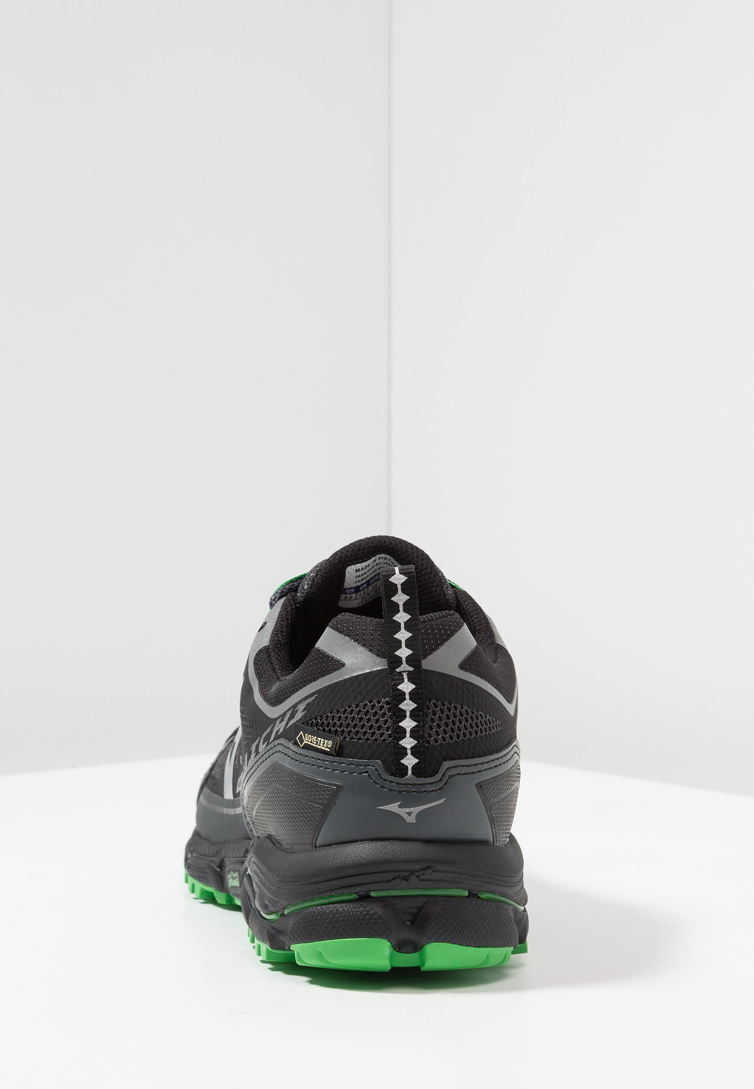 WAVE DAICHI 4 GTX Chaussures de running dark shadowquiet shadepoison green