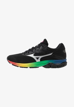 WAVE RIDER 23 - Neutral running shoes - black
