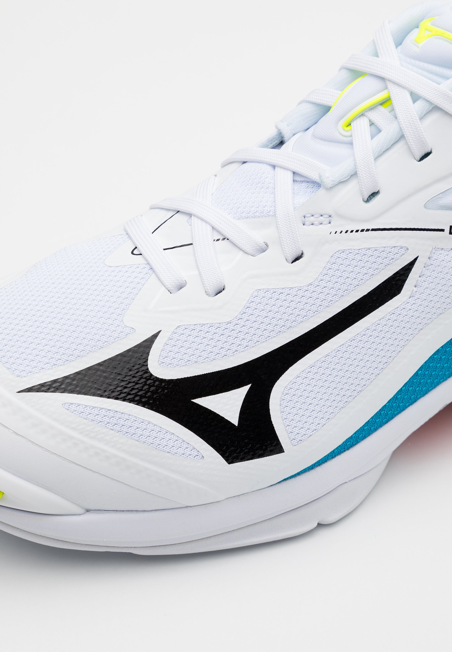 zapatillas balonmano mizuno zalando blancas