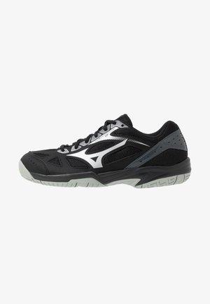 CYCLONE SPEED 2 - Multicourt tennis shoes - black/silver/dark shadow