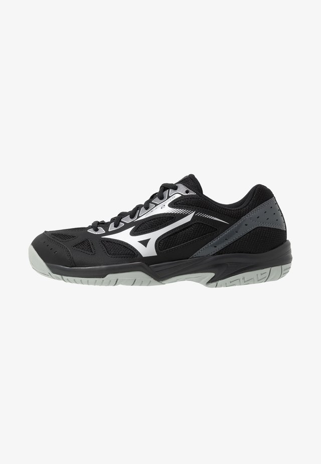 CYCLONE SPEED 2 - Multicourt tennis shoes - black/silver/dark shadow