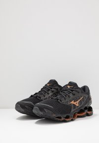 Mizuno - WAVE PROPHECY 9 - Neutrale løbesko - dark shadow/black - 2