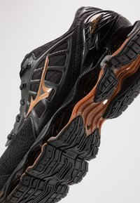 Mizuno - WAVE PROPHECY 9 - Neutrale løbesko - dark shadow/black - 5