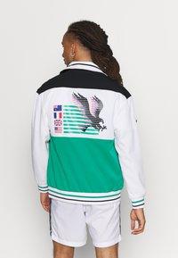 Mizuno - ARCHIVE JACKET - Training jacket - white - 2