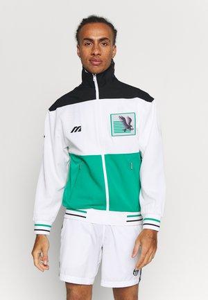 ARCHIVE JACKET - Sportovní bunda - white