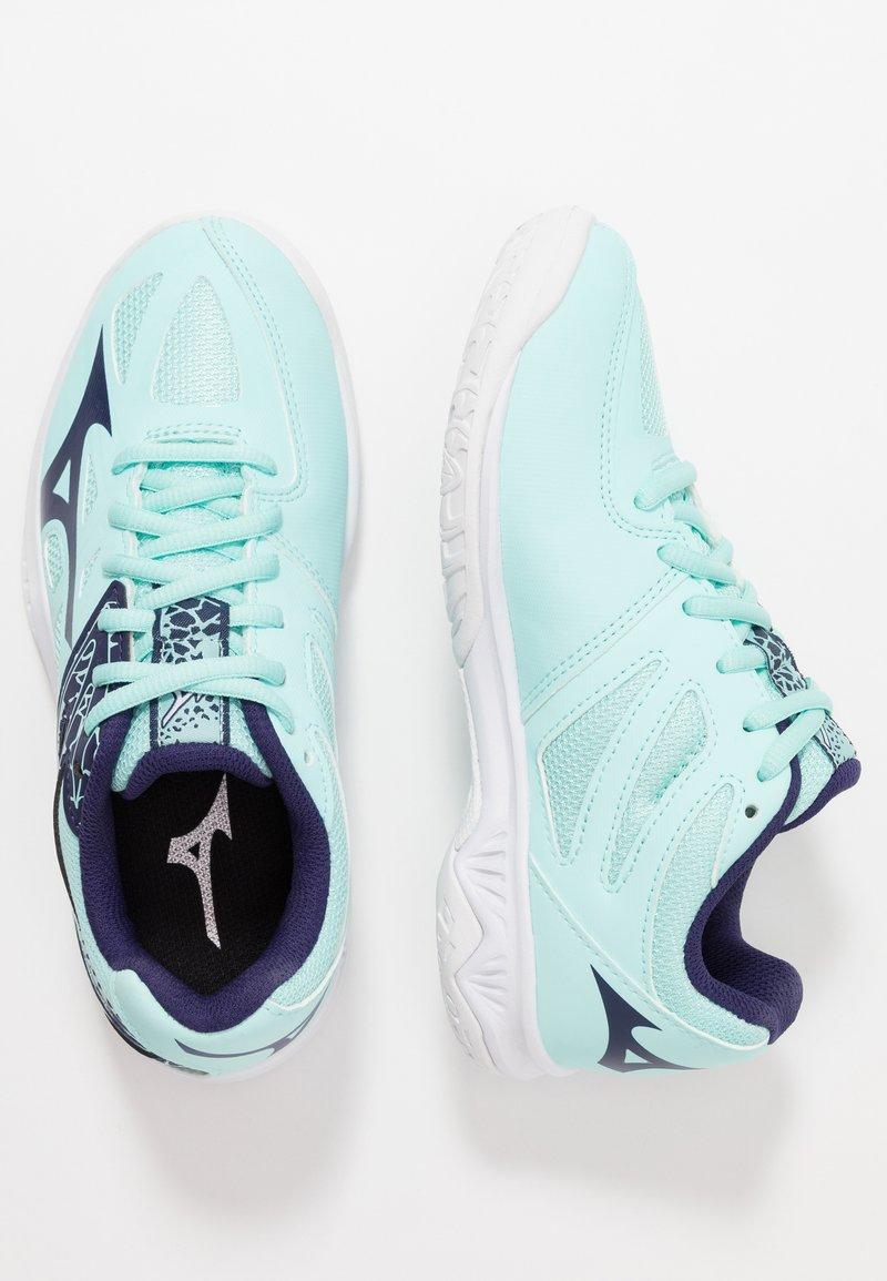 Mizuno - LIGHTNING STAR Z5 - Volleyball shoes - blue light/astral aura/white