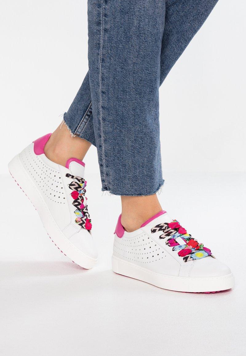 Maripé - Trainers - agnetlotto bianco/pink