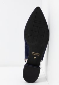 Maripé - Slingback ballet pumps - dark blue - 6