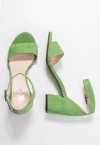 Maripé - Sandaler - verde - 3
