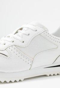 Maripé - Trainers - kissa bianco/cortina bianco - 2