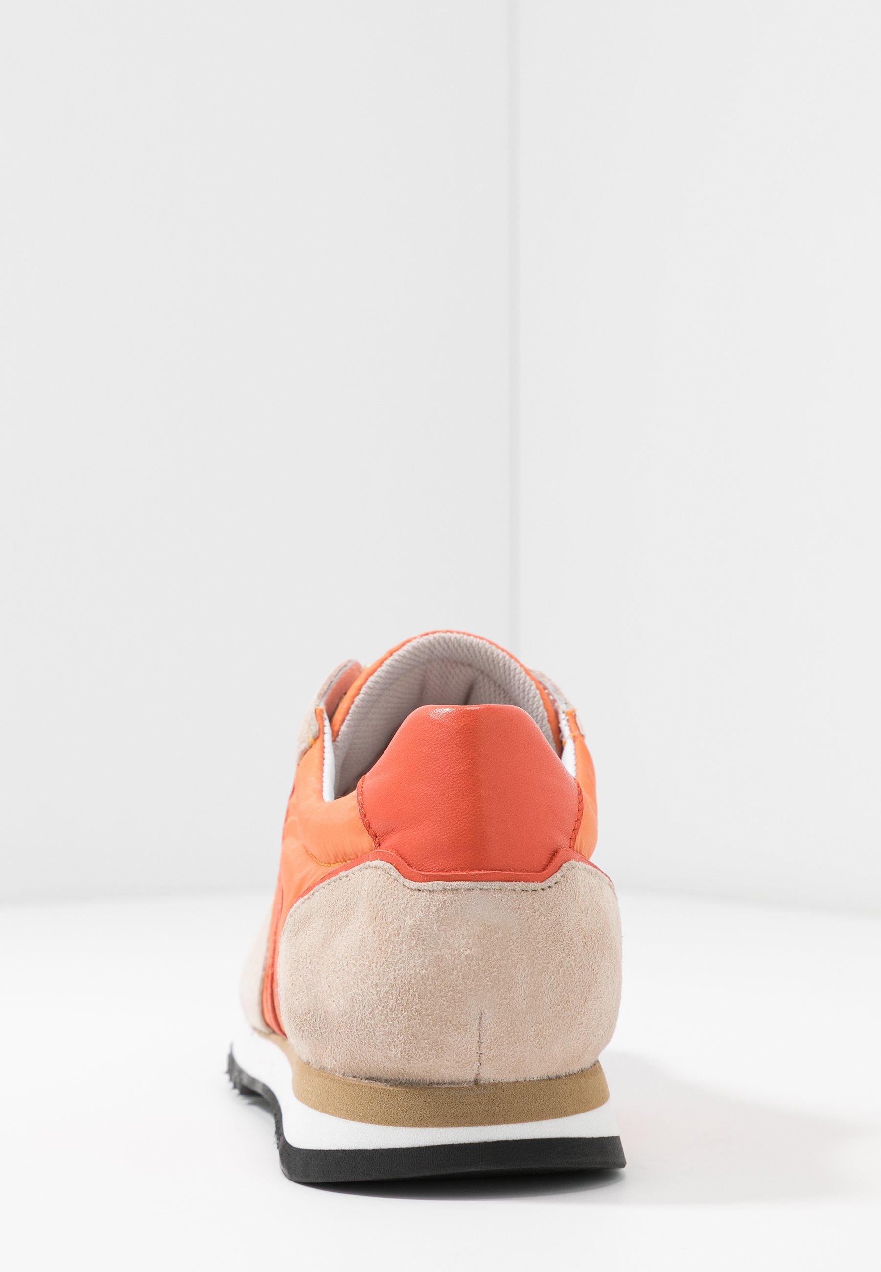 Maripé Sneakersy niskie - camel/limon