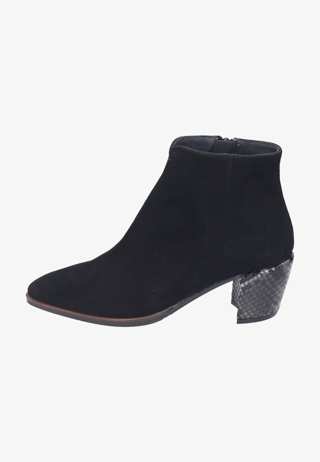 Classic ankle boots - light grey
