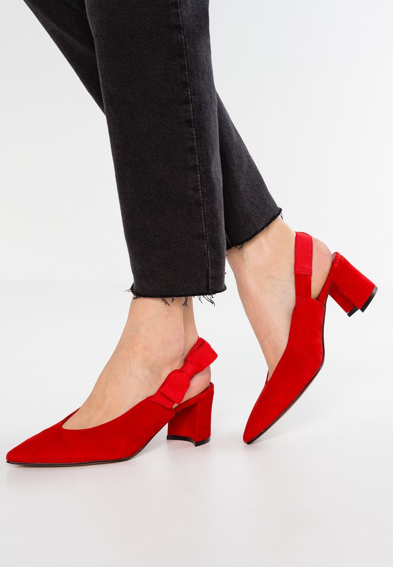 Maripé - Pumps - rosso