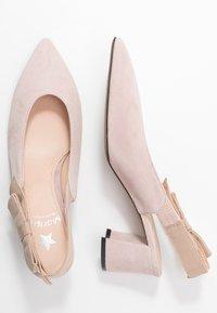 Maripé - Klasické lodičky - light pink - 3
