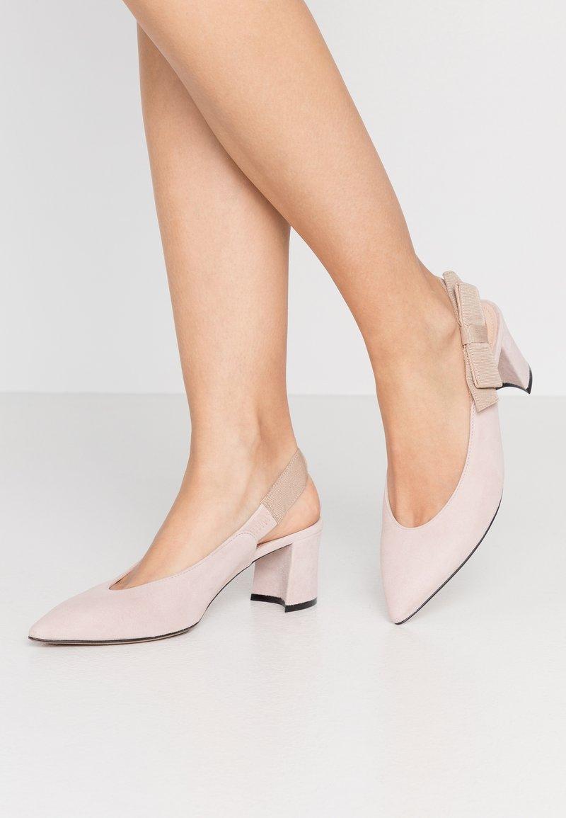 Maripé - Klasické lodičky - light pink