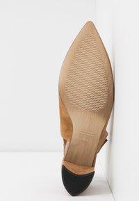 Maripé - Classic heels - cognac - 6